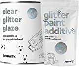 Hemway - Barniz con purpurina para paredes pintadas - Disponible en 25 colores - 1 l
