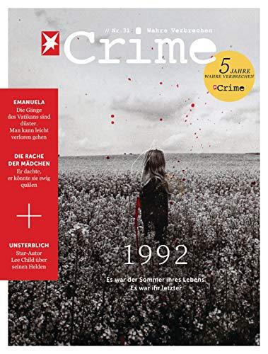 stern Crime - Wahre Verbrechen: Ausgabe Nr. 31 (03/2020)
