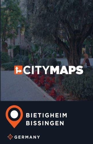 City Maps Bietigheim-Bissingen Germany