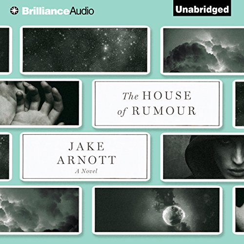 The House of Rumour audiobook cover art