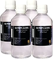 CERO ISO Propyl Alcohol (250ML) 4 Pc Combo