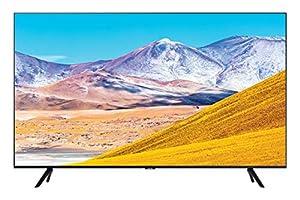 """immagine di Samsung TV UE50TU8070UXZT Smart TV 50"""" Serie TU8070, Crystal UHD 4K, Wi-Fi, 2020, Nero"""