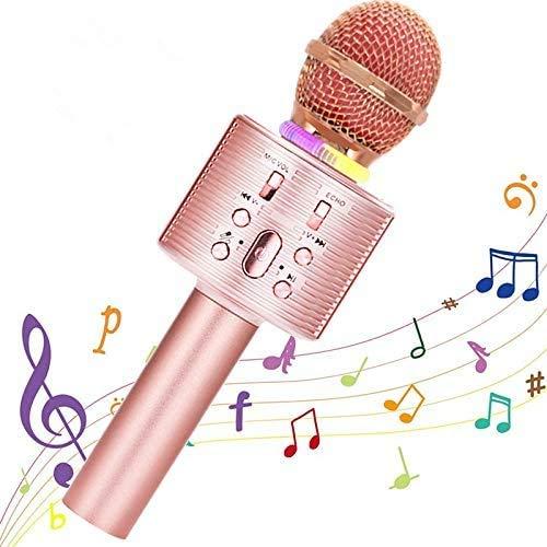 bocina karaoke infantil de la marca Yostyle