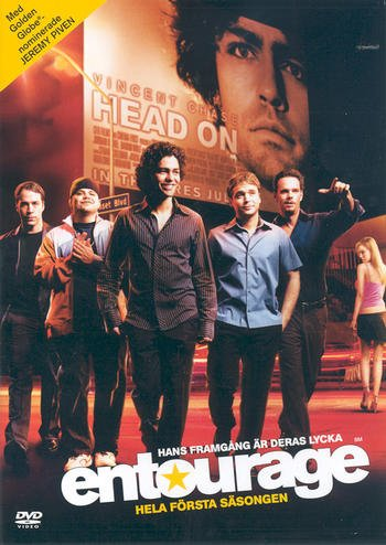 Entourage - Series 1 (2 DVDs)