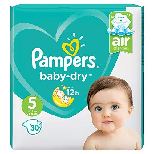 Pampers Baby-Dry Größe5, 30Windeln