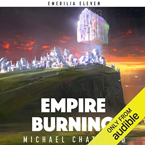 Empire Burning Titelbild
