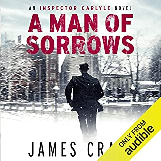 A Man of Sorrows cover art