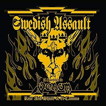 Swedish Assault – A Sacrifice to Venom