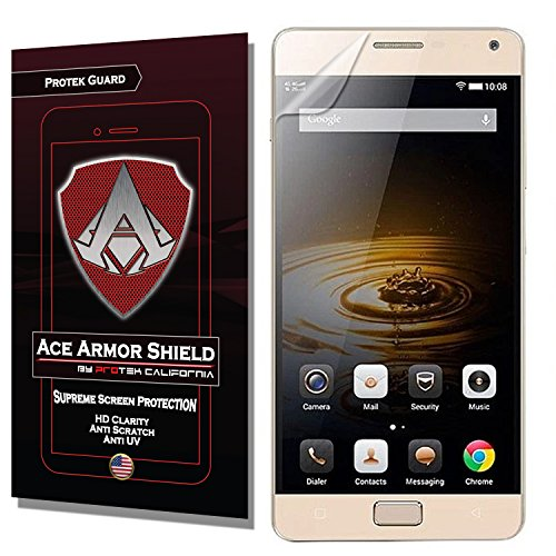 Ace Armor Shield Protek Guard Screen Protector for The Lenovo Vibe P2 with Free Lifetime Replacement Warranty