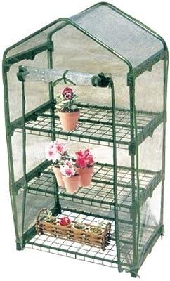 Tierra Garden W4403 Worth Three Shelf Greenhouse