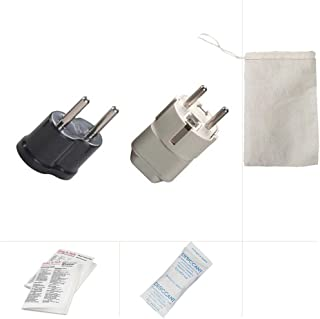 Going In Style Sweden Complete Travel Adapter GIS-SWE-B-GUB Kit
