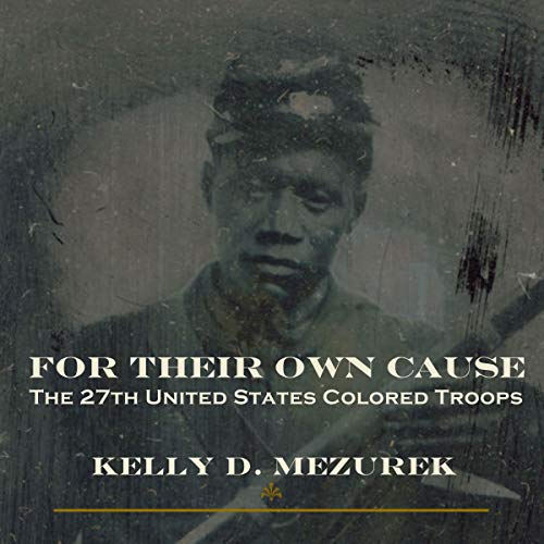 For Their Own Cause Audiobook By Kelly D. Mezurek cover art