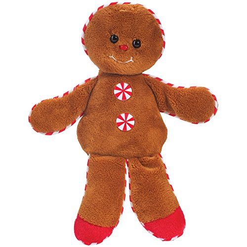 Ginger Bread Boy 8 - Holiday Stuffed Animal by Douglas Cuddle Toys (651) by Douglas Cuddle Toys