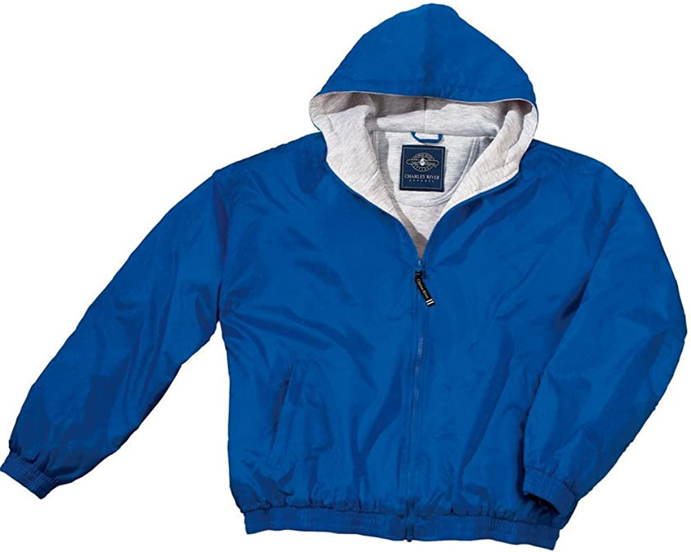 Charles River Apparel Kids' Performer Today's Tampa Mall only Jacke Heavyweight Full-Zip