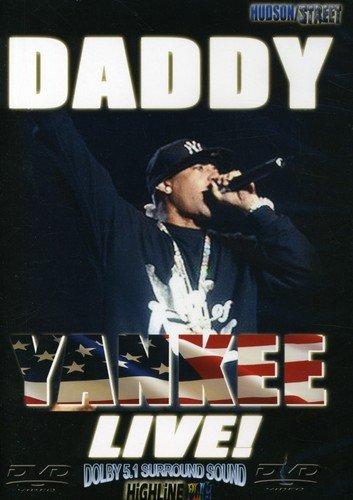 Now on sale Daddy Yankee: Yankee Popular brand Live