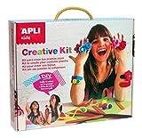 Apli Kids 14006 Malette créative pour créer Ses Bijoux