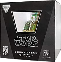 Gentle Giant Star Wars Mini Busts Commander Gree Exclusive Mini Bust