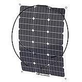 ALLPOWERS 50W 18V 12V Solar Panel...