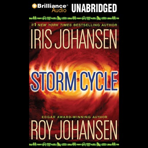 Storm Cycle  audiobook cover art