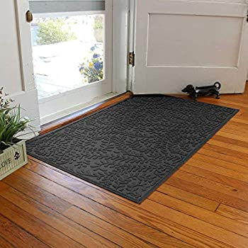 Boxwood Collection Bungalow Flooring Door Mat