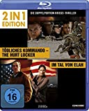 Im Tal von Elah/Tödliches Kommando - The Hurt Locker - 2 in 1 Edition