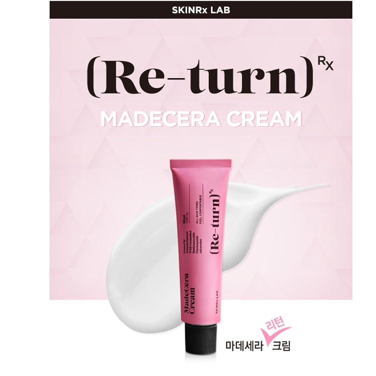 履歴書値アパートスキンアルエクスラップ マデセラ リターン クリーム 50ml / SKINRxLAB MadeCera Re-turn Cream 50ml (1.69oz)
