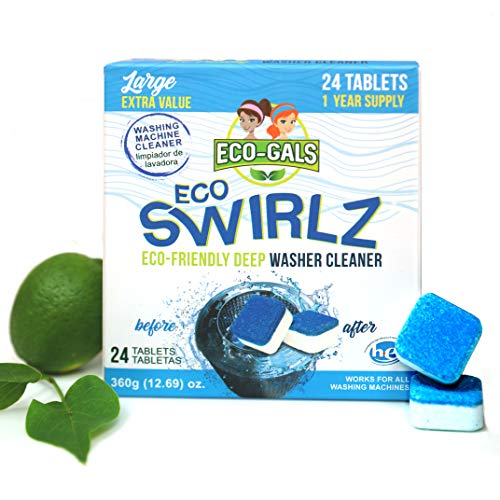 Eco-Gals Eco Swirlz Washing Machine Cleaner