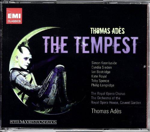 Thomas Ades: The Tempest (2 CD)