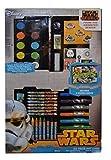 Sambro STWR-443 Star Wars Rebels - Maletín de dibujo con accesorios