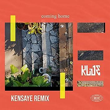 Coming Home (kensaye Remix)