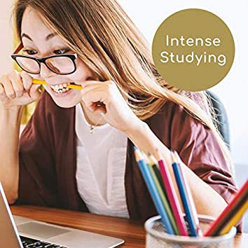 Intense Studying – Soothing Background Music with Sounds of Nature for Brain Power, Concentration, Reading and Learning