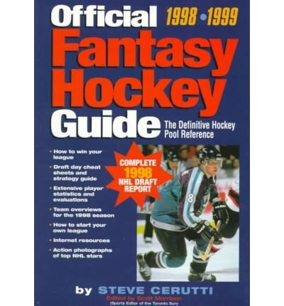 The Official Fantasy Hockey Guide: The Definitive Hockey Pool Reference