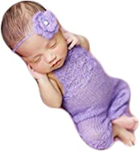 crochet newborn romper