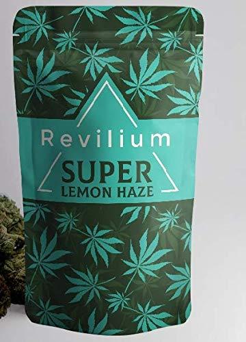 Revilium®   Aromatee   Ur-Kräutern   ohne zugesetzte Aromen   Made in Austria Super Lemon Haze