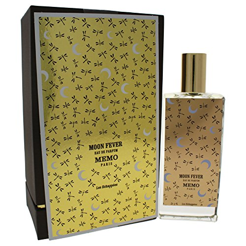 Memo Moon safari femme / woman, Eau de Parfum, Vaporisateur / Spray, 75 ml