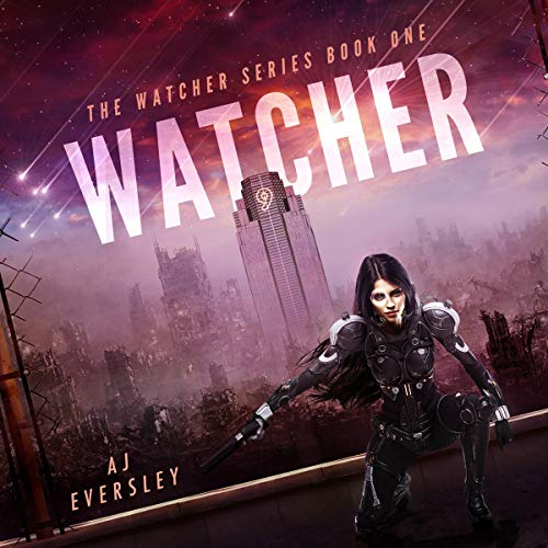 Watcher Audiobook By AJ Eversley cover art