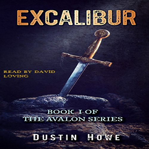 Excalibur: Book I of the Avalon Series cover art