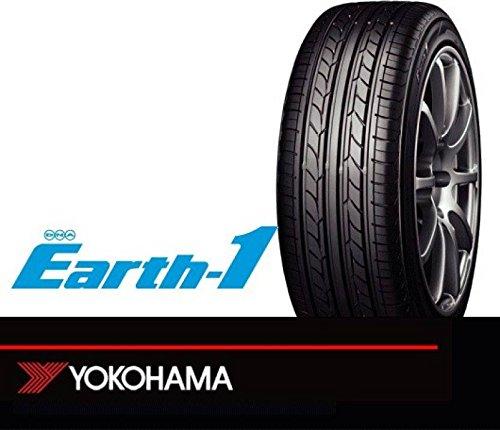 Yokohama Tyre Earth 195/55 R16 87V Tubeless Car Tyre (TYRE103 )