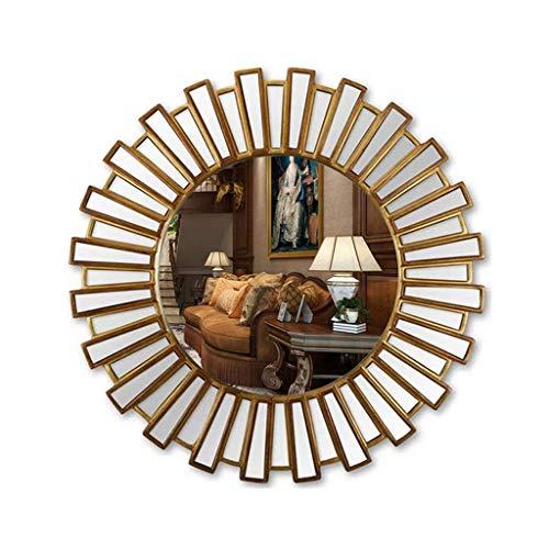 ZHAOJYZ Household Necessities/zonnebril open haard spiegel woonkamer spiegel hangend decoratieve spiegel ingangsspiegel lage muur hangend