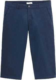 99727bff1d56f2 La Redoute Collections Uniross Uomo Pantaloni A Pinocchietto Tasche con  Patta Dietro