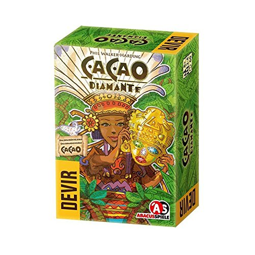 Outletdelocio. Devir BGCACD. Juego de Mesa Cacao Diamante. Expansion para el Juego Cacao. Edicion en Castellano