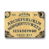 Shirley's Door Mats Decorative Doormats Personalize with Ouija Board Doormat 23.6 inch(L) x 15.7 inch(W)