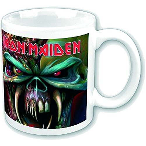 Empire Merchandising 696793 Iron Maiden The Final Frontier Taza de cer