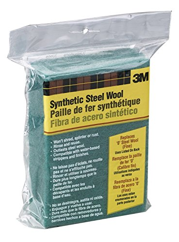 3M 10118NA #0 Synthetic Steel Wool