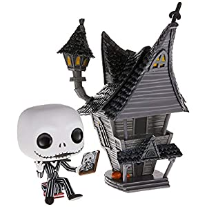 Pop! Figura De Vinil: Town: Nightmare Before Christmas - Jack - Jack's House 5