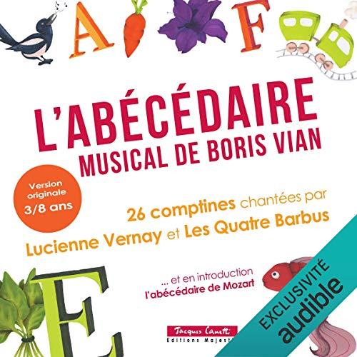 L'Abécédaire musical de Boris Vian cover art