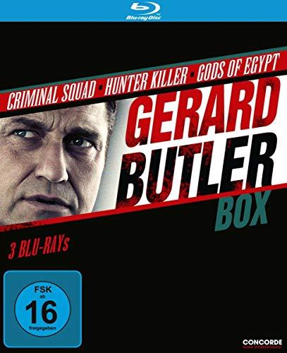 Gerard Butler Box [Blu-ray]