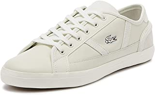 Lacoste Sideline 119 3 Womens Off White Trainers