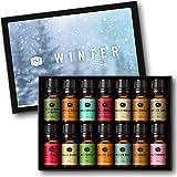 Winter Set of 14 Premium Grade Fragrance Oils - 10ml