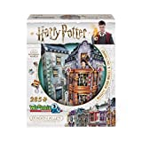 Branpresto- Tienda de Sortilegios Weasley y Oficina del Diario El Profeta Harry Potter Juguetes, Color (607962b W3D-0511)